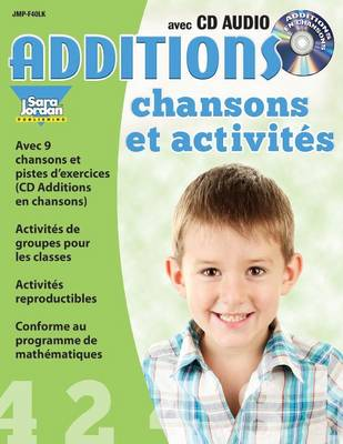 Additions Chansons Et Activites by Marie-France Marcie