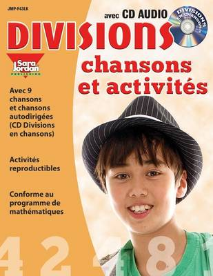 Divisions Chansons Et Activites by Marie-France Marcie