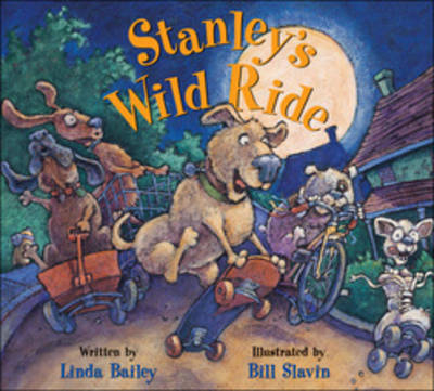Stanleys Wild Ride by Linda Bailey