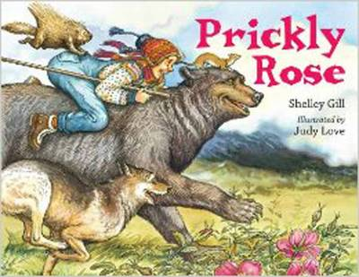 Prickly Rose by Shelley Gill