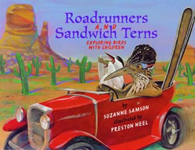 Road Runners & Sandwich Terns Exploring Birds with Children by Suzanne Samson