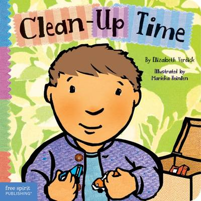 Clean-up Time by Elizabeth Verdick