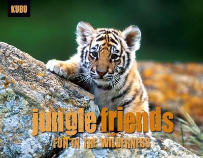 Jungle Friends by June Eding