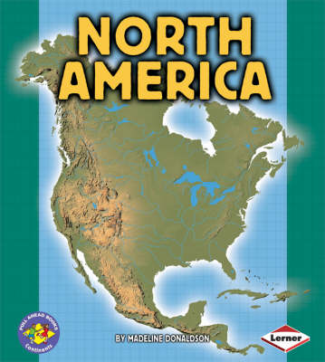 North America by Madeline Donaldson