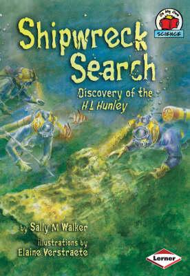 Shipwreck Search by Sally M. Walker