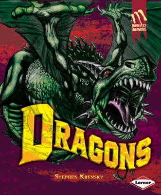 Dragons Monster Chronicles by Stephen Krensky