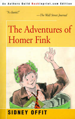The Adventures of Homer Fink by Sidney Offit