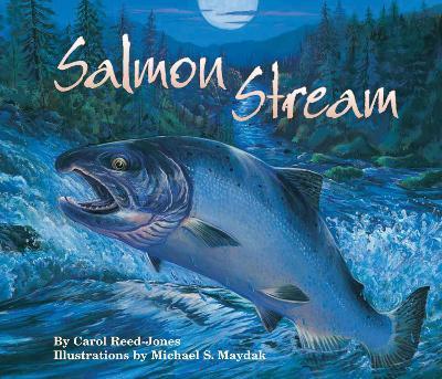 Salmon Stream by Carol Reed-Jones