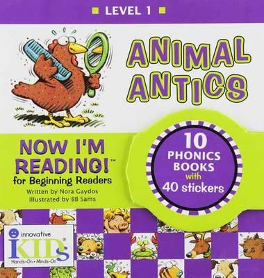 Now I'm Reading! Level 1 by Nora Gaydos, B.B. Sams