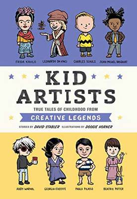 Kid Artists by David Stabler