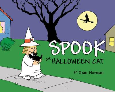 Spook the Halloween Cat by Dean Norman