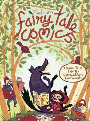 Fairy Tale Comics by Chris Duffy