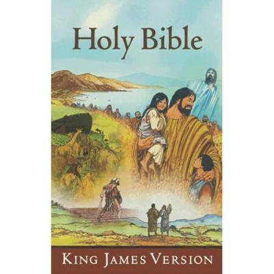 KJV Children's Holy Bible by Hendrickson Publishers