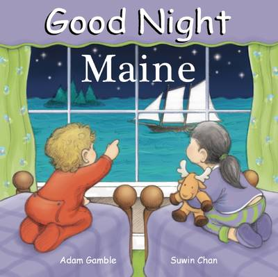 Good Night Maine by Adam Gamble, Suwin Chan
