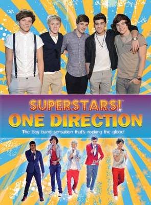 Superstars! One Direction Inside Their World by Editors of Superstars!