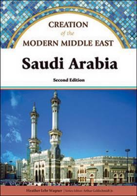 Saudi Arabia by Heather Lehr Wagner