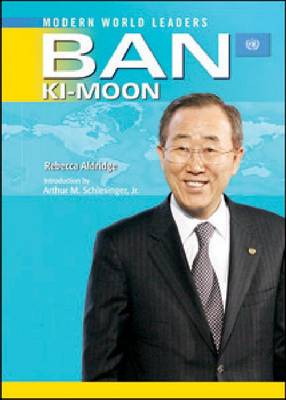 Ban Ki-moon United Nations Secretary-General by Rebecca Aldridge