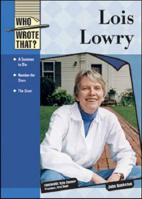 Lois Lowry by John Bankston