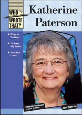 Katherine Paterson by