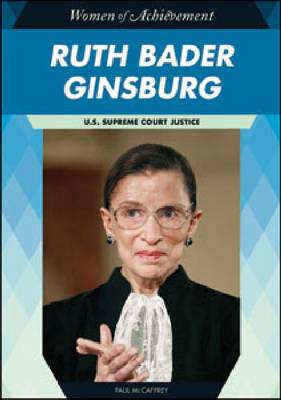 Ruth Bader Ginsburg U.S. Supreme Court Justice by Paul McCaffrey