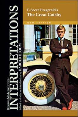 F. Scott Fitzgerald's The Great Gatsby New Edition by Prof. Harold Bloom