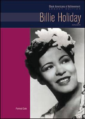 Billie Holiday by Forrest Cole