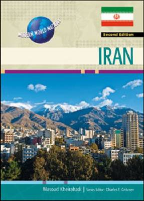 Iran by Masoud Kheirabadi