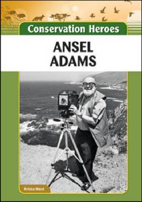 Ansel Adams by Krista West
