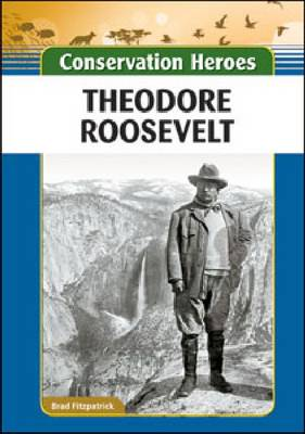 Theodore Roosevelt by Brad Fitzpatrick