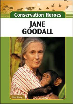 Jane Goodall by Tara Welty
