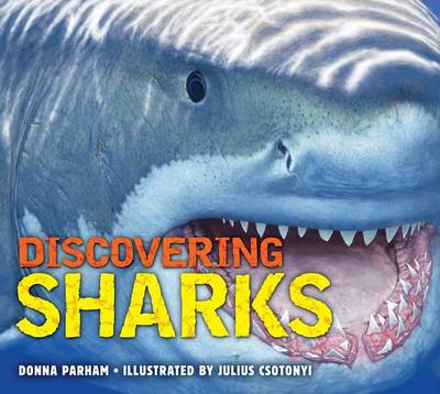 Discovering Sharks by Julius T. Csotonyi