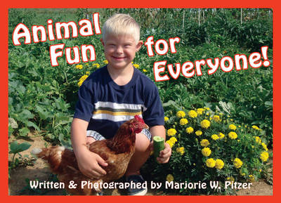 Animal Fun for Everyone! by Marjorie W., M.Ed. Pitzer, Marjorie W., M.Ed. Pitzer