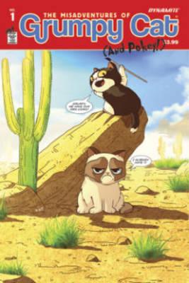 Grumpy Cat: Misadventures by Ben McCool, Royal McGraw, Elliott Serrano, Ben Fisher