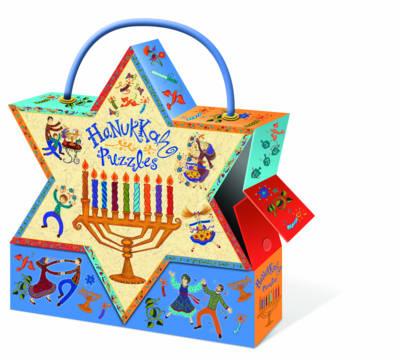 Hanukkah Puzzles by Karla Gudeon