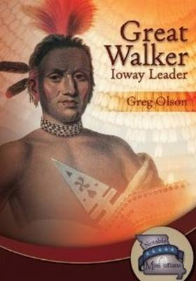 Great Walker Ioway Leader by Greg Olson