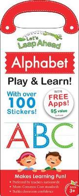 Let's Leap Ahead: Alphabet Play & Learn! by Alex A. Lluch