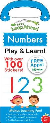 Let's Leap Ahead: Numbers Play & Learn! Numbers Play & Learn! by Alex A. Lluch