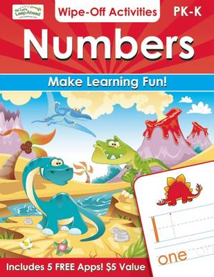 Numbers Wipe-Off Activities Endless fun to get ready for school! by Alex A. Lluch