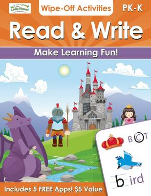 Read & Write Wipe-Off Activities Endless fun to get ready for school! by Alex A. Lluch
