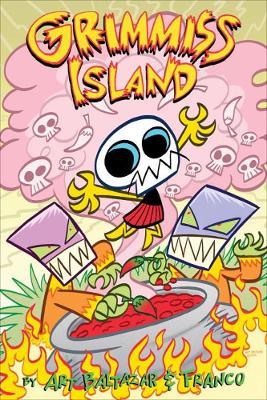 Itty Bitty Comics: Grimmiss Island by Art Baltazar