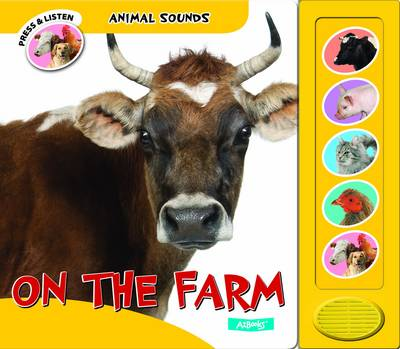 On the Farm by AZ Books