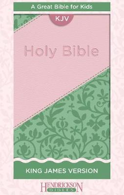 KJV Kids Bible by Hendrickson Bibles