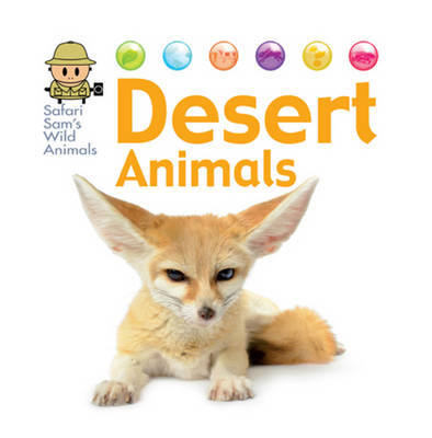 Desert Animals by David West