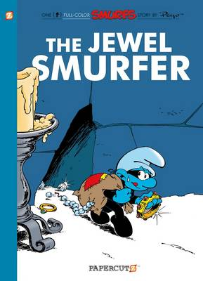 Smurfs #19: The Jewel Smurfer, The by Peyo, Peyo