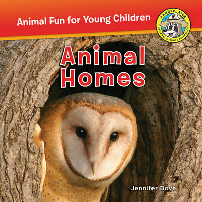 Animal Homes by Jennifer Bove