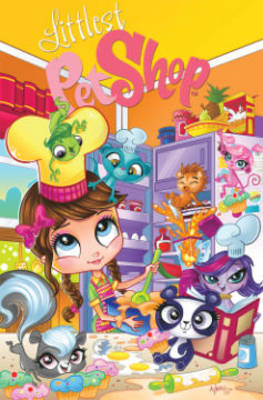 Littlest Pet Shop by Antonio Campo, Georgia Ball, Nico Pena