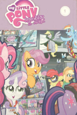 My Little Pony Omnibus Volume 1 by Andy Price, Amy Mebberson, Katie Cook, Heather Nuhfer