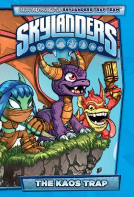 Skylanders The Kaos Trap by David Baldeon, Mike Bowden, Ron Marz
