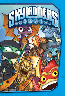 Skylanders Rift Into Overdrive by Fico Ossio, David A. Rodriguez, Ron Marz