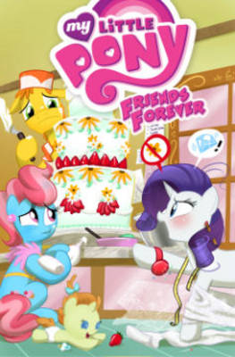 My Little Pony Friends Forever Volume 5 by Ted Anderson, Brenda Hickey, Jeremy Whitley, Jay P. Fosgitt